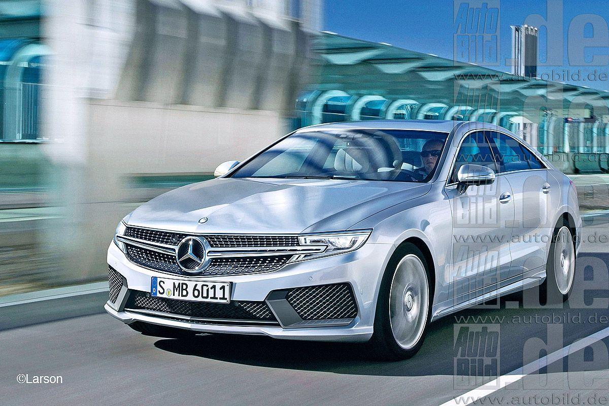 2020 Mercedes Clc To Rival Bmw 4 Series Gran Coupe Benz E