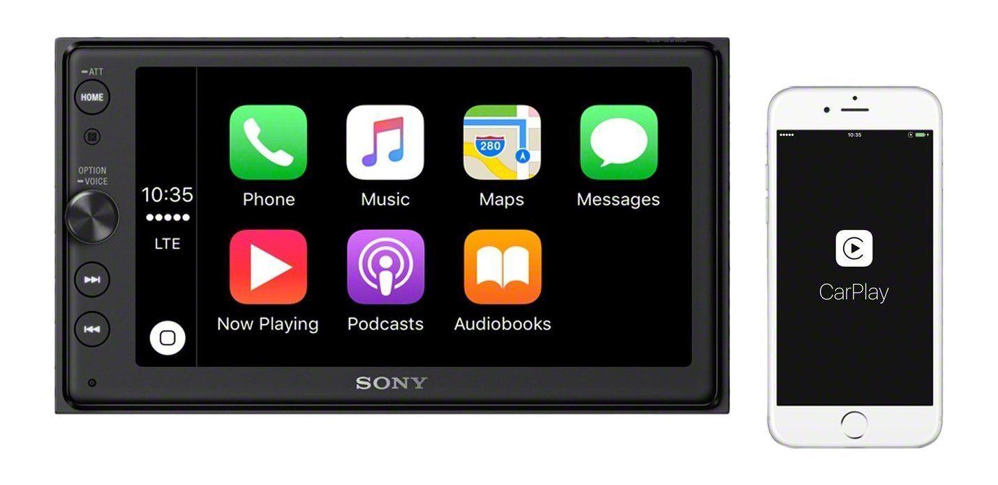 Sony Xavax100 Surround Media Receiver With Bluetooth