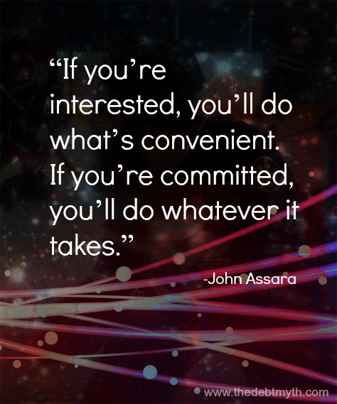 Are You Willing to Do What It Takes?