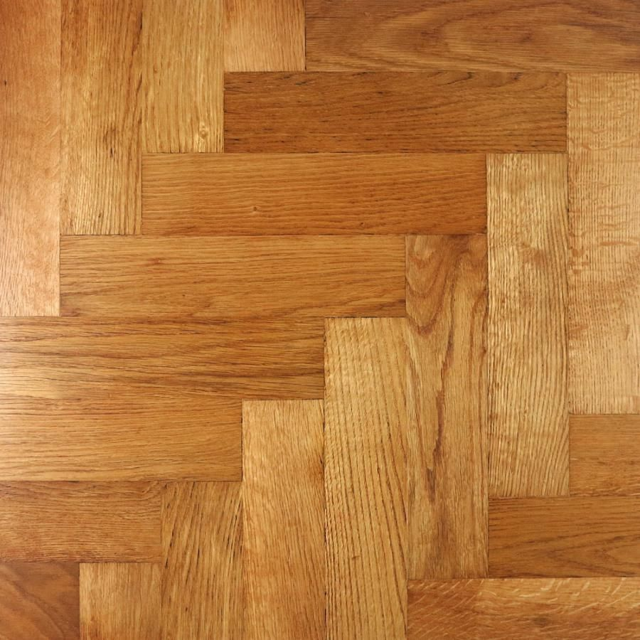 Reclaimed oak parquet flooring for sale on SalvoWEB from