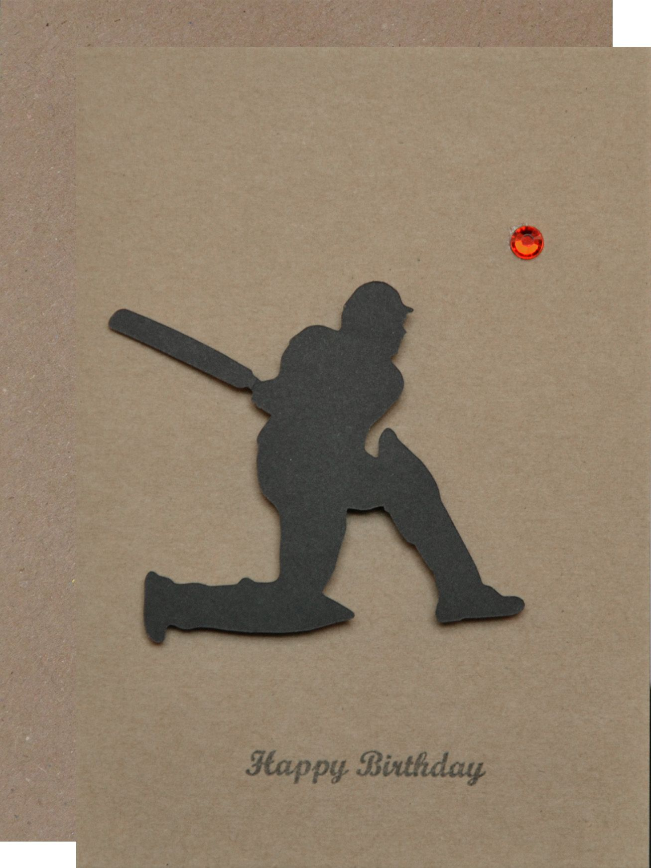 Happy Birthday Card For The Cricket Fan From Www 52 Cards Co Uk Dad Birthday Card Birthday Cards For Men Birthday Cards