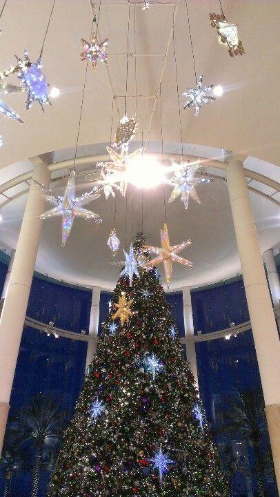 Mall At Millenia Orlando Fl Xmas Florida Christmas Holiday Decor Christmas