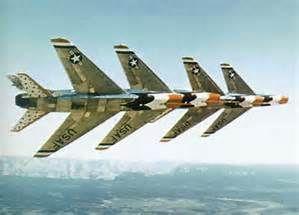 F-100 Thunderbirds