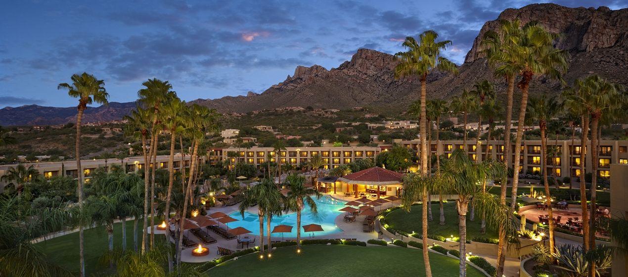 hilton tucson el conquistador golf tennis resort az exterior pool - Resort Hotels In Tucson Az