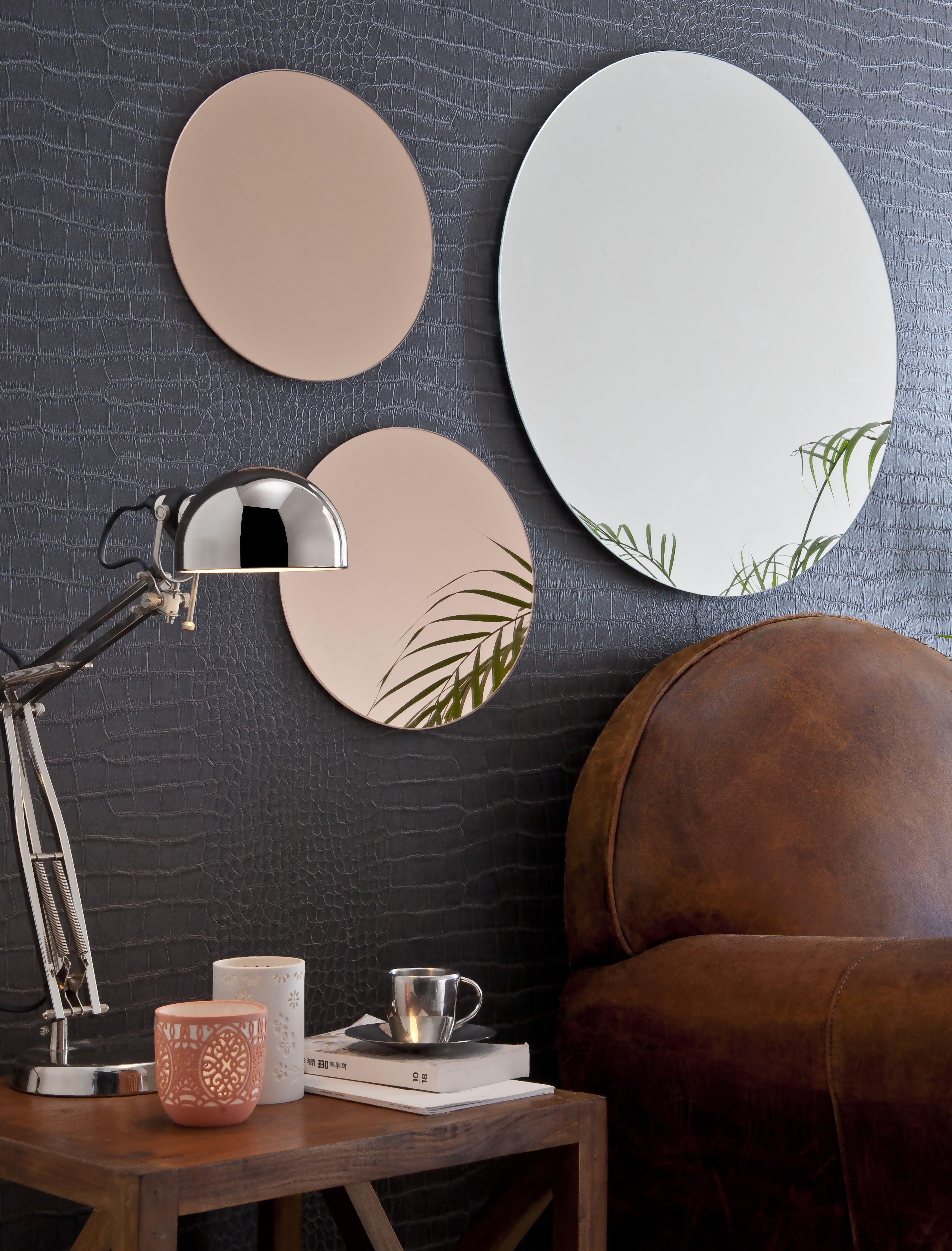 Trend Miroir Salle De Bain Castorama Rond