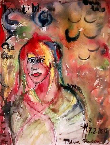 Portrait | von Totan Brangassivo Drake