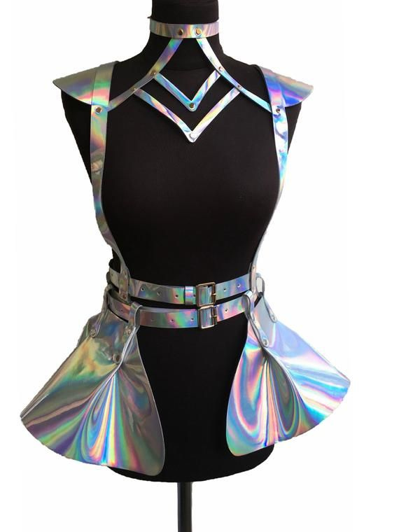 a8b8ca2a6a6 Festival wearing,Body harness,Set with lush peplum,erotic costume,set for  dancing,adjustable harness