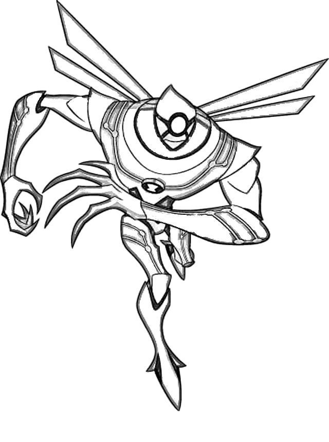 Ben 10 Ultimate Alien Coloring Pages 8 Coloring Pages Coloring