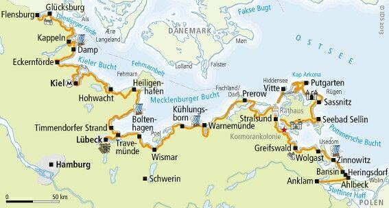karte ostsee deutschland polen Ostseeküste Deutschland | Ostsee, Ostsee timmendorfer strand
