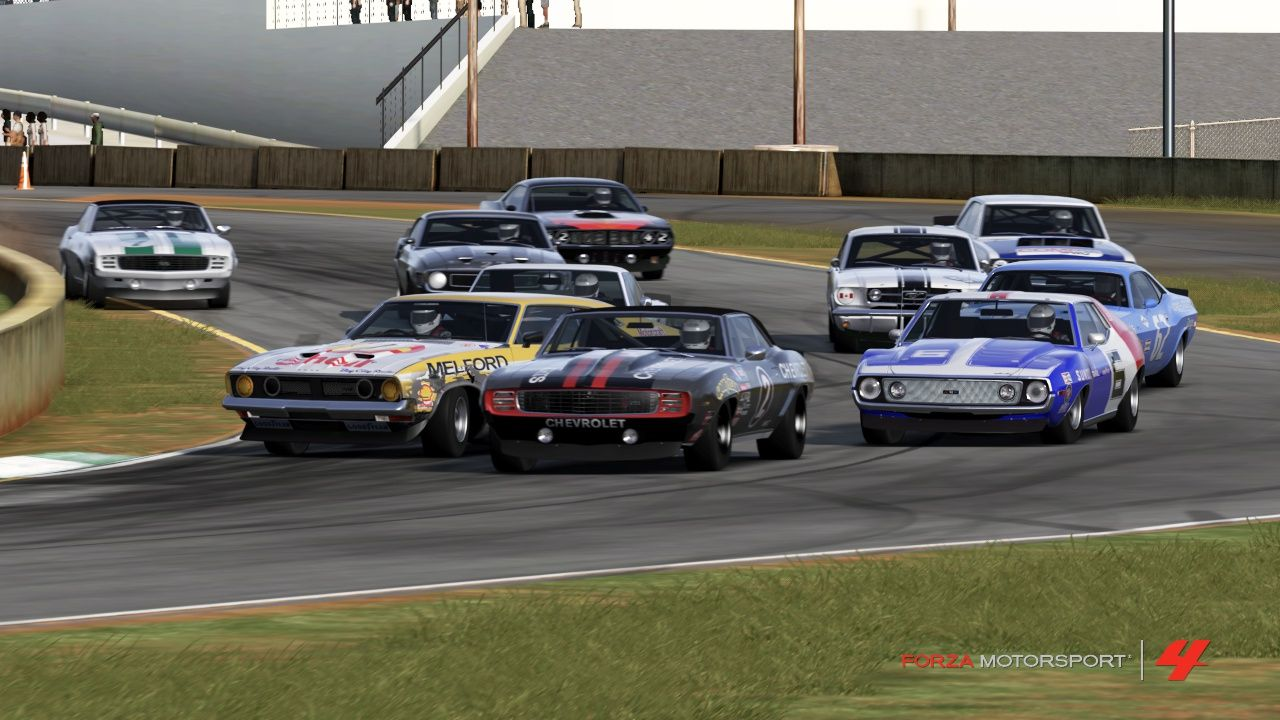 Champion Motorsports - Forza 4 Historic Trans-Am Series: Race 5 ...