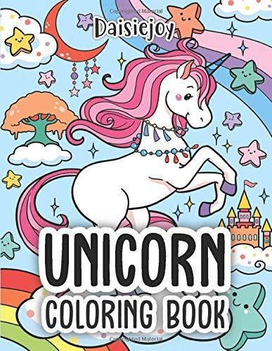 Unicorn Coloring Book: Magical Unicorn Coloring Books for ...