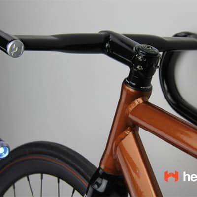 Helios Bars Are Definitely A Light Set Of Handlebars Bicycle
