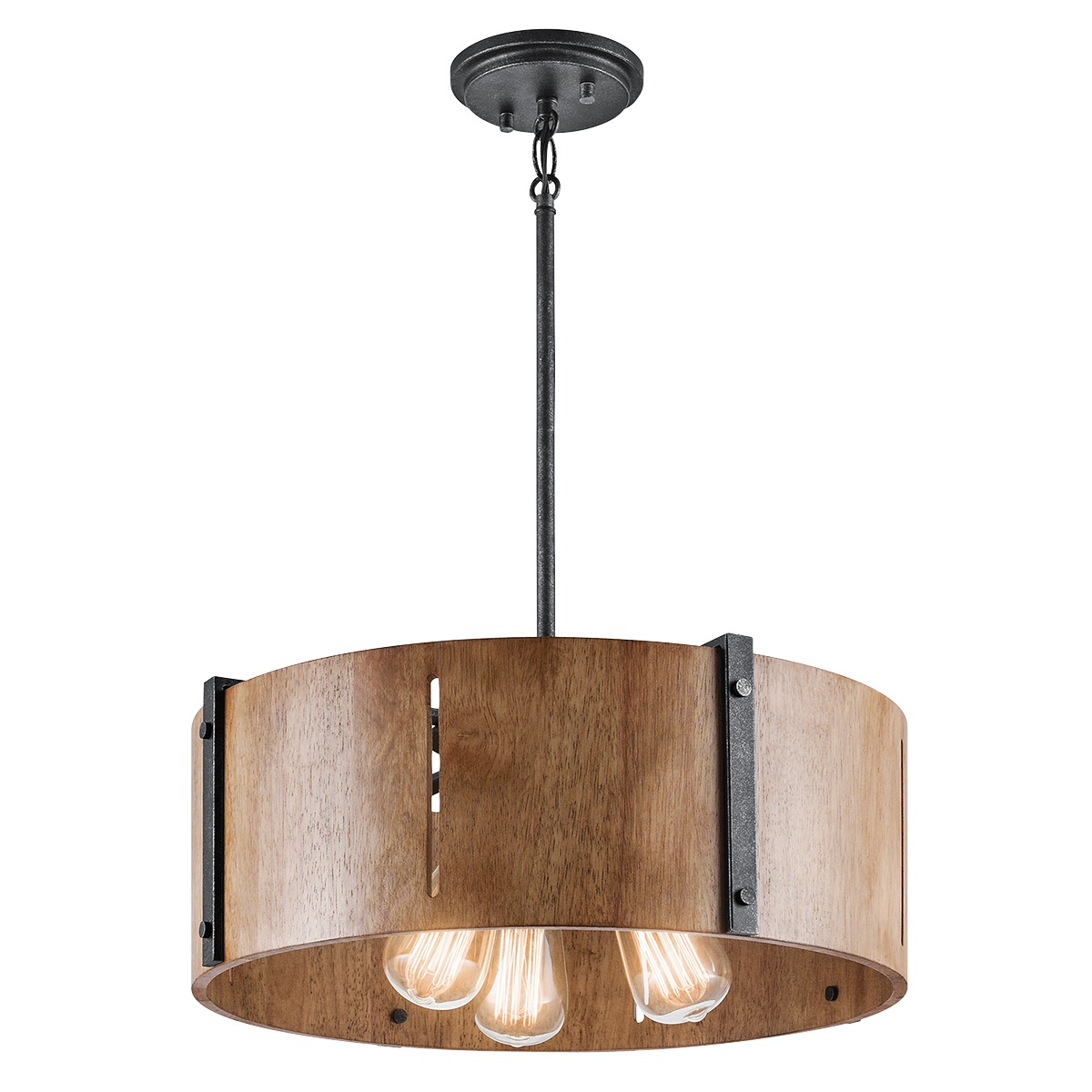 industrial look lighting. Real Wood And Look Lighting Can Have Both An Industrial Feel Or Add Transitional Elements P