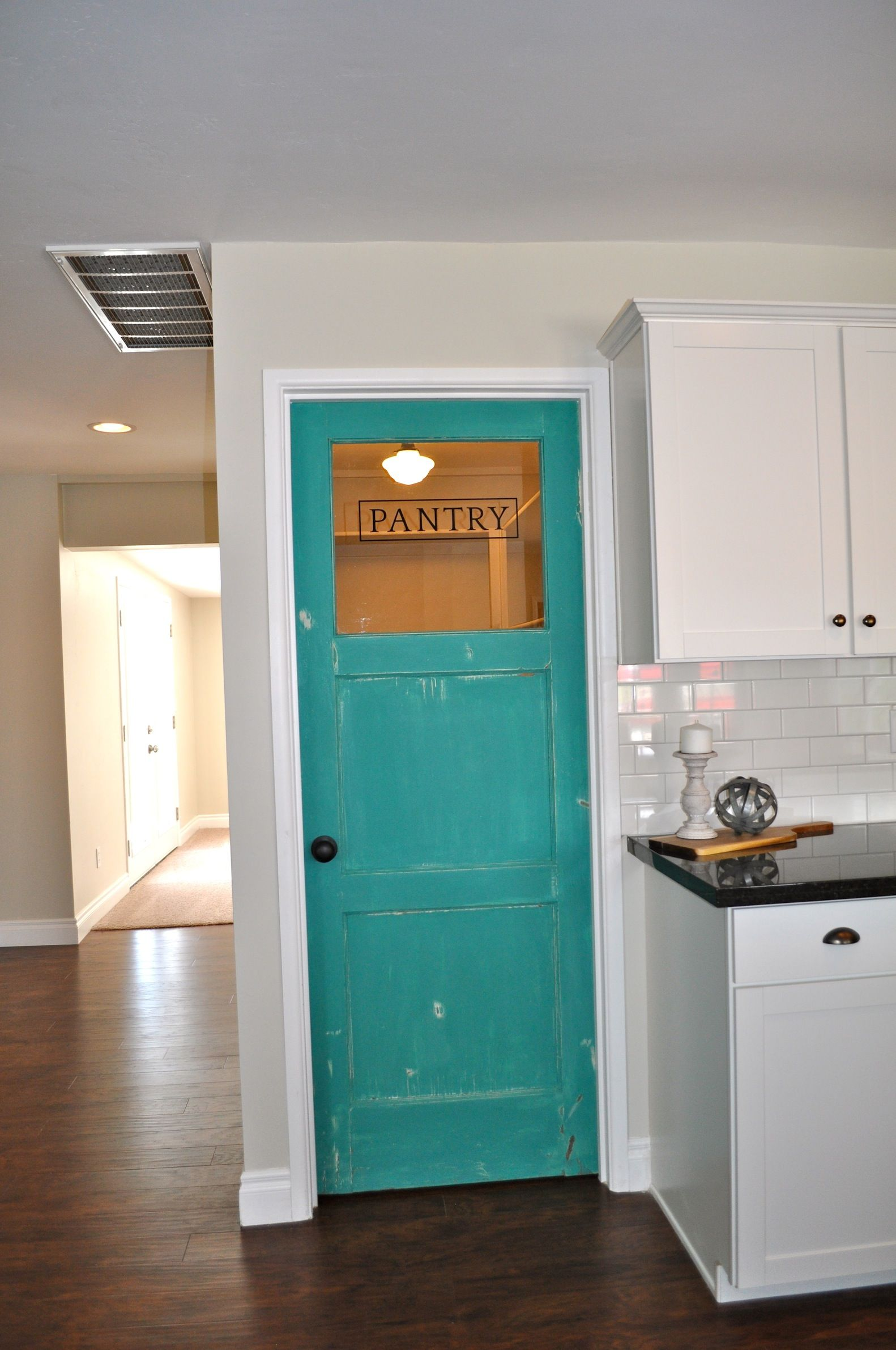 Pantry Door - by Rafterhouse. | kitchens | Pinterest | Pantry, Doors ...