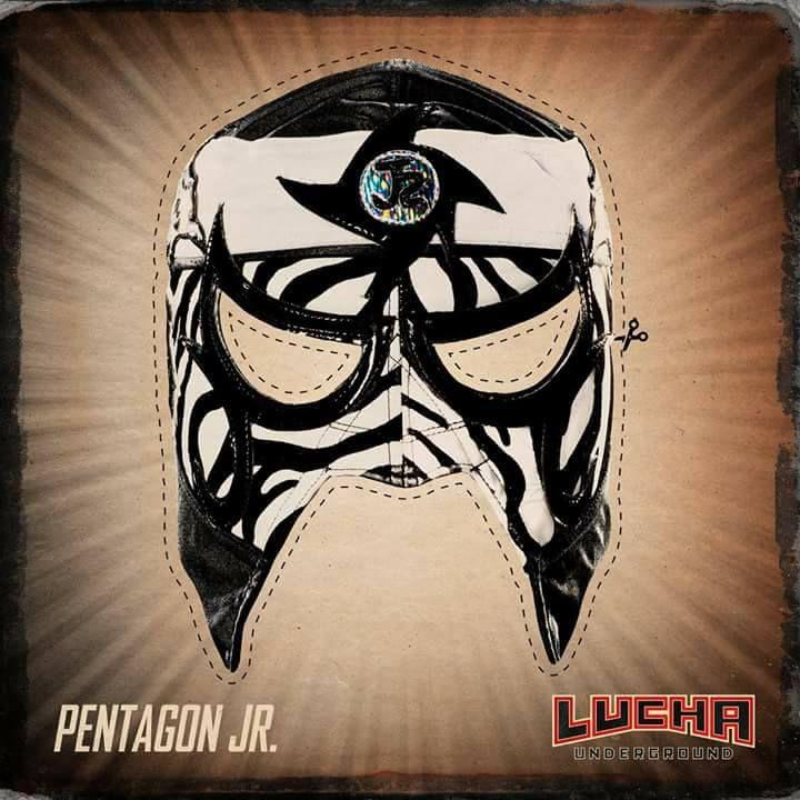 Pentagon Jr Mask