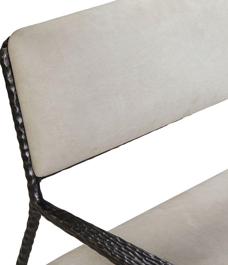Excellent Avalon Accent Chair Taupe Leather Kelly Hoppen Brands Machost Co Dining Chair Design Ideas Machostcouk