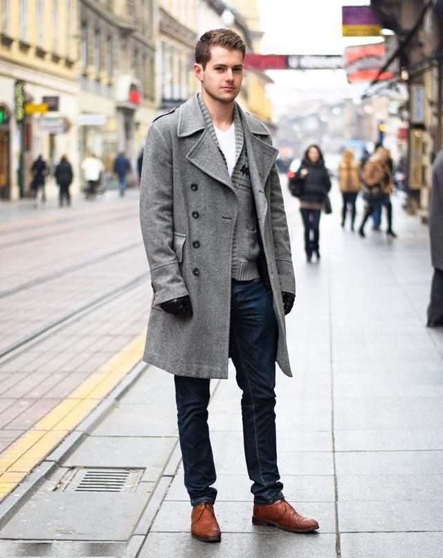 Mens Long Coat Styles Jacketin