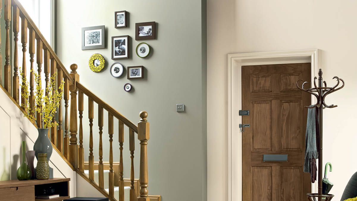 Stairs house to a real home pinterest dulux paint decorating