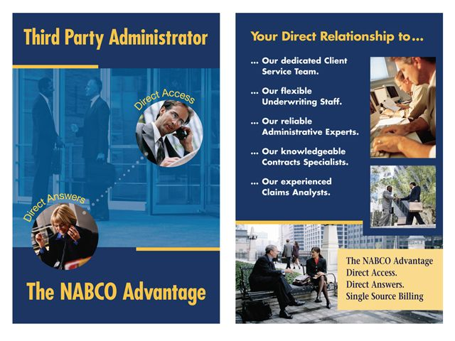 North American Benefits Company Nabco Is A Third Party Insurance