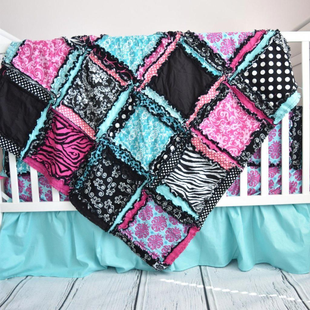 Second Hand Bed Sheets For Sale Bestbeddingsetsonline Aquabedding Baby Girl Nursery Hot Pink Boho Baby Quilt Crib Bedding Girl