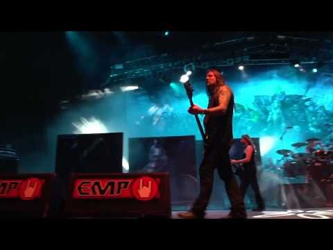 Amon Amarth Pursuit Of Vikings Live For Official Video Here