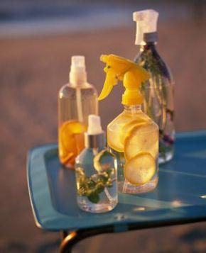 10 aromatizantes naturales que puedes hacer en casa