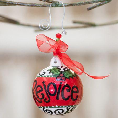 Rejoice Ornament at Joss & Main