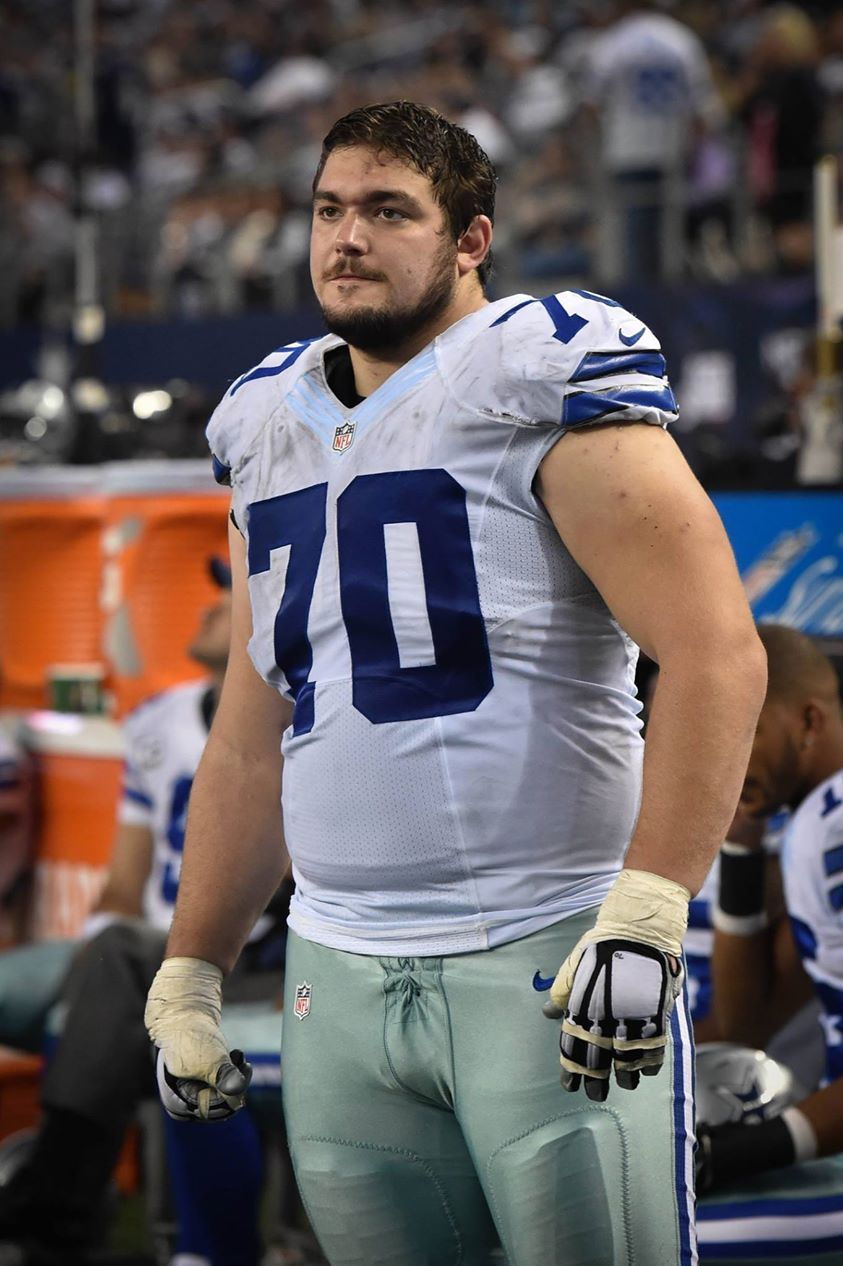 on sale 1f6d0 38104 Zack Martin. The first rookie offensive linemen in Dallas ...