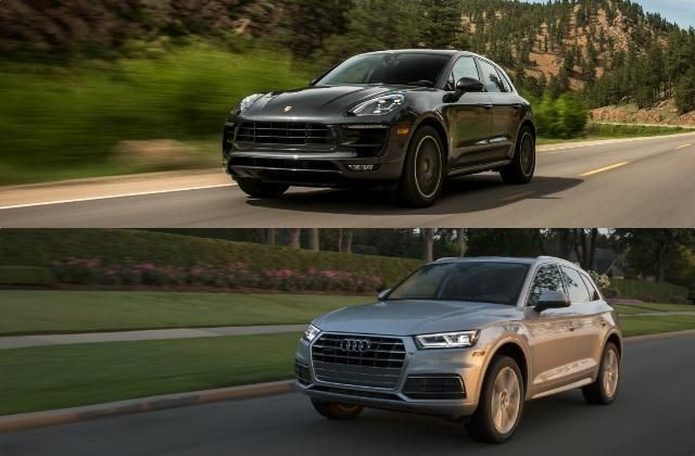 2020 Porsche Macan Vs 2020 Audi Q5 Head To Head U S News World Report Audi Q5 Porsche Audi