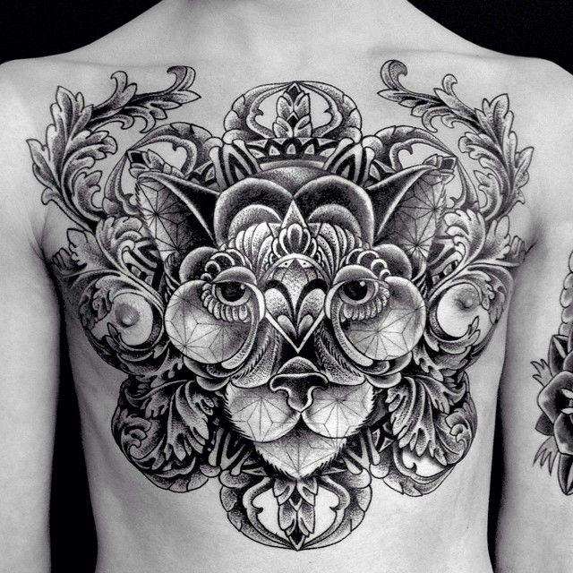 Done By Dejan Furlan, Tattooist At Adrenaline Tattoo Shop