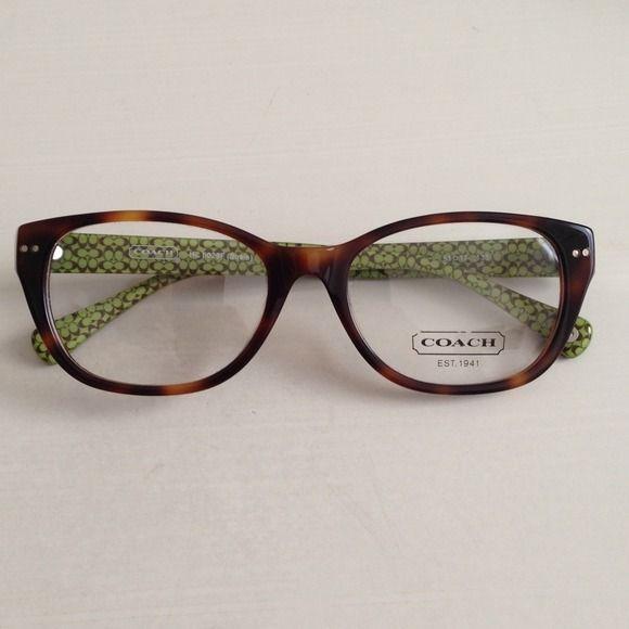 b99ac5d80f6 Coach Accessories - Coach Hipster Eyeglasses • Susie Frames