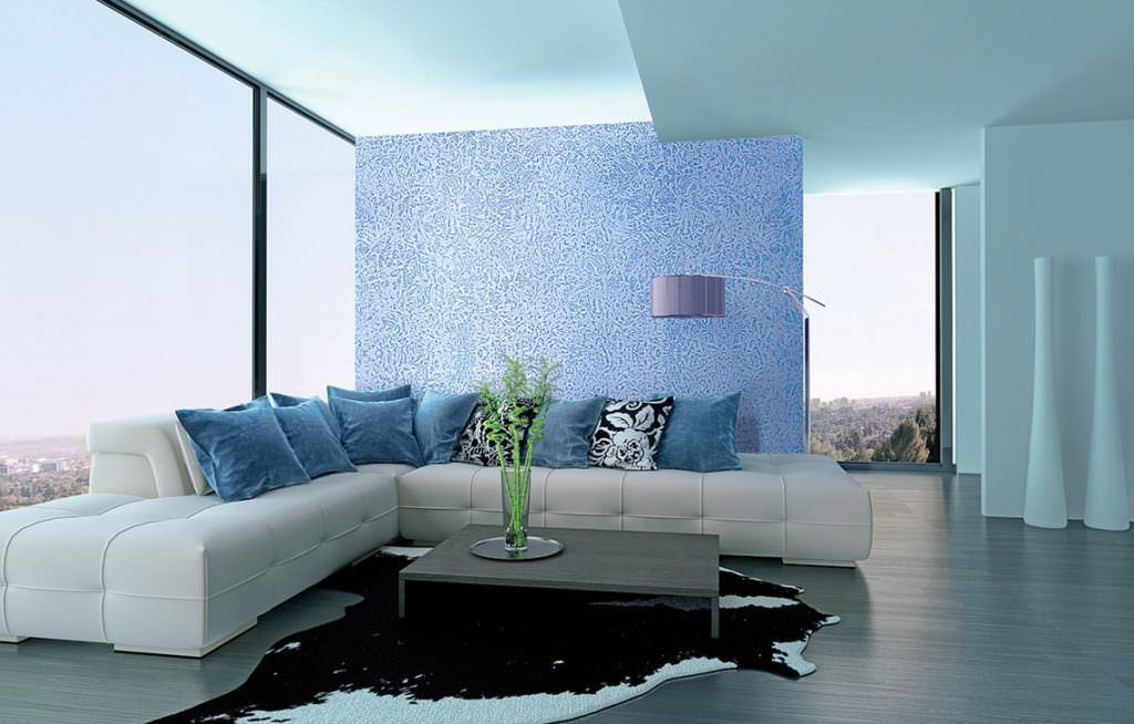 Blue Wall Paint: Create Different Environments In Each ...