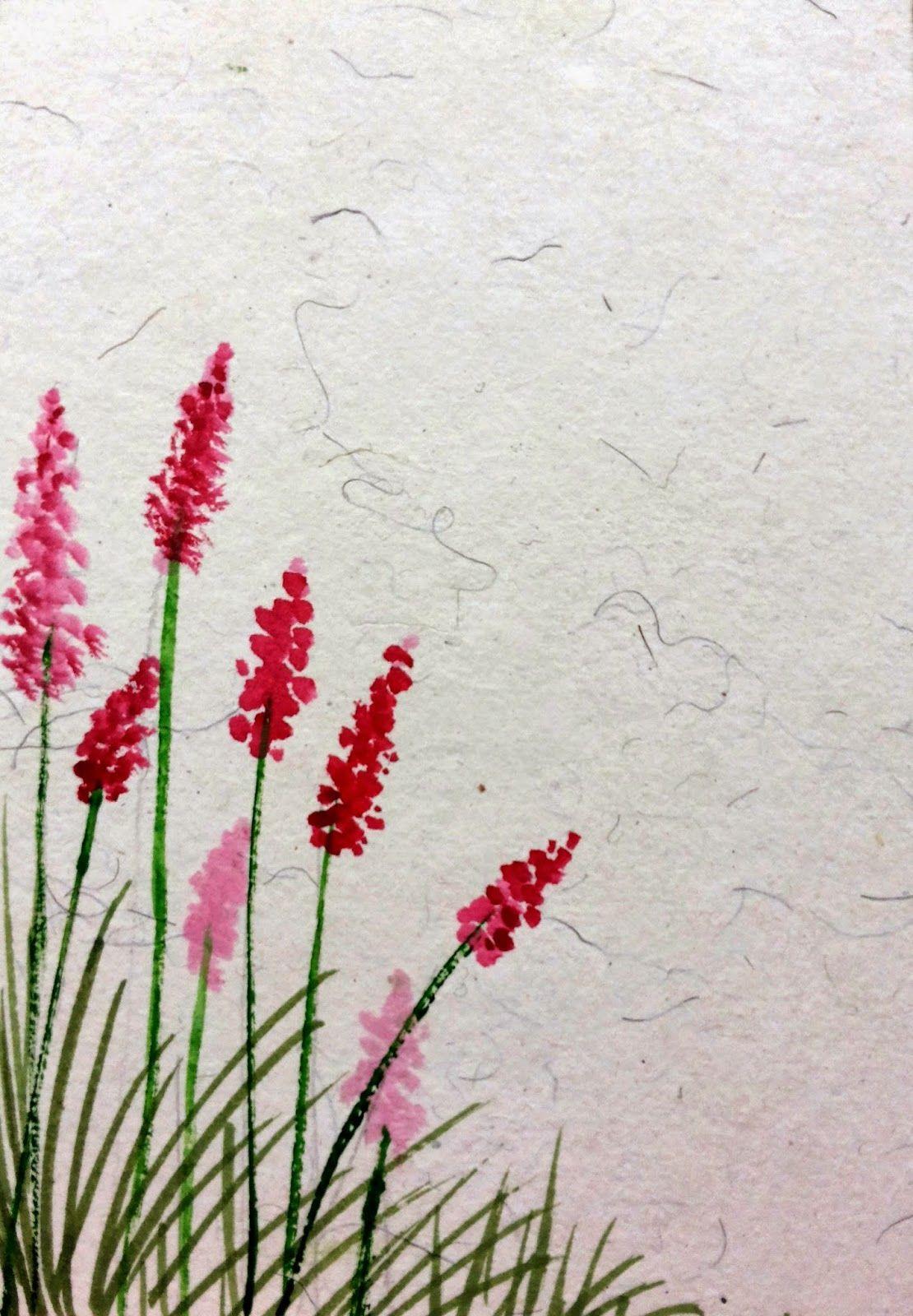 20141215_195612jpg flower art painting watercolor