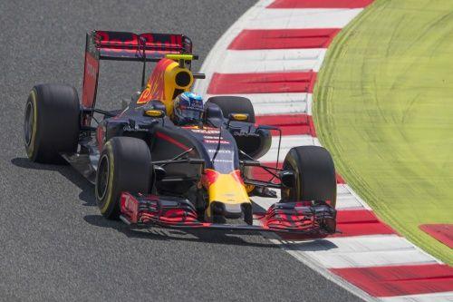 Historische triomf Verstappen in de Formule 1