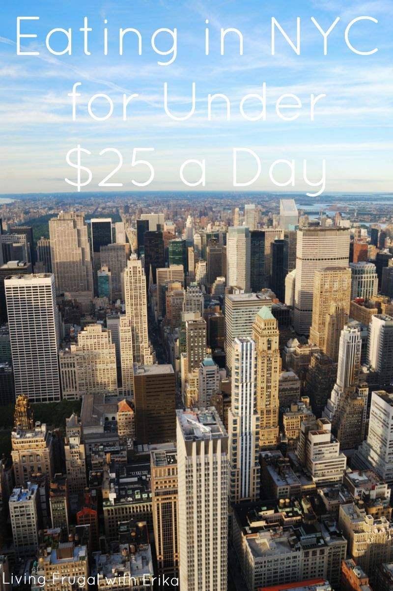 Everyone has to face the facts new york isn t a cheap for Cheap attractions in new york city