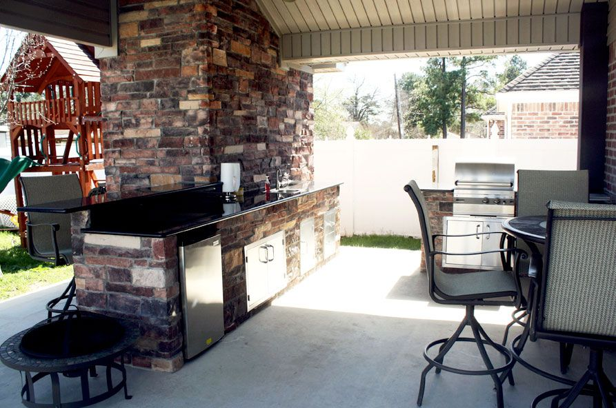 guy fieri outdoor kitchen back gallery for guy fieri outdoor kitchen pictures outdoor. Black Bedroom Furniture Sets. Home Design Ideas