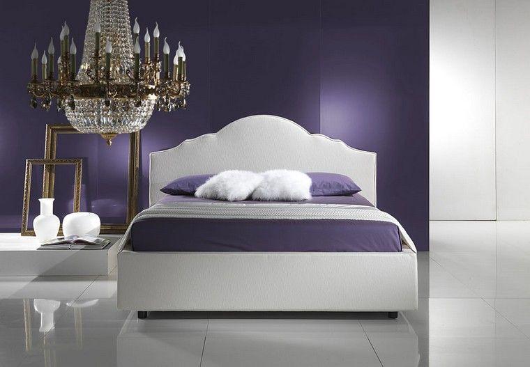 25 elegante lila Schlafzimmer Dekoration Ideen zu entdecken ...