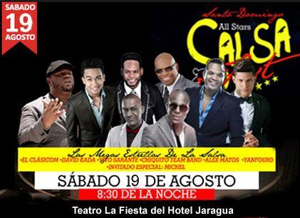 Tirando Pegao: All Stars Salsa Fest Cambia de lugar y fecha