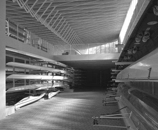 A Daily Dose of Architecture: Minneapolis Rowing Club