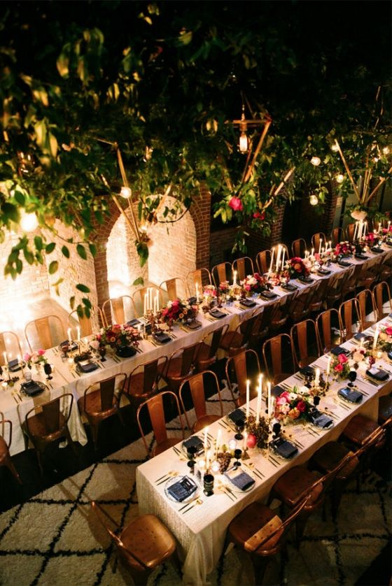 The Foundry Main Space Rustic wedding location, Ny