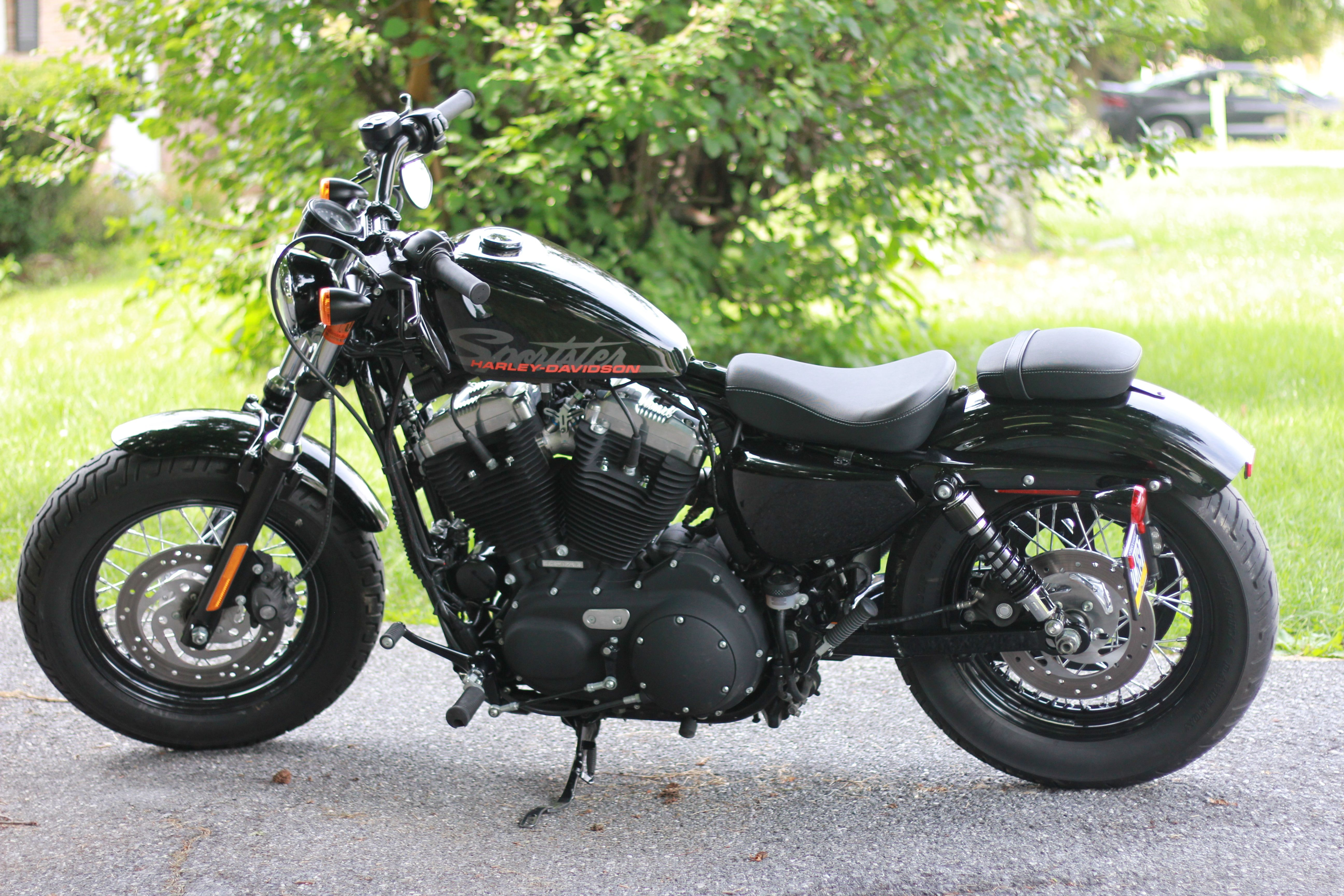 2011 Harley Davidson Forty Eight Xl1200 Sportster