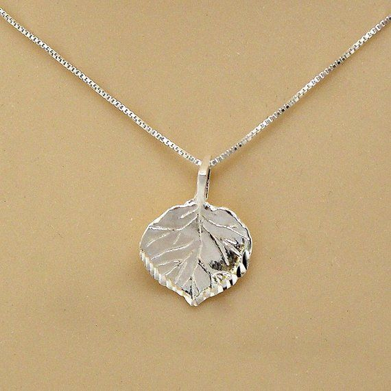 Sterling Silver Pendant Charm Necklace