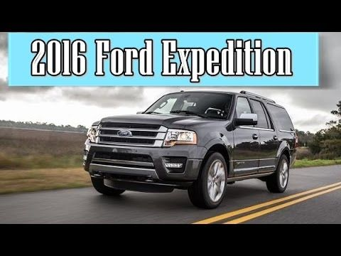 2016 Ford Expedition Redesign Interior And Exterior You