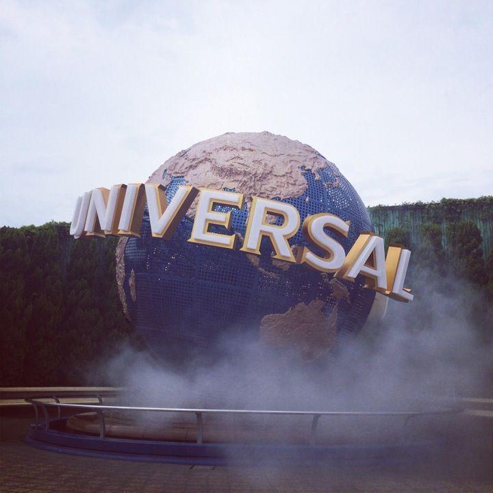 Garden Centre: ユニバーサル・スタジオ・ジャパン (Universal Studios Japan / USJ) In