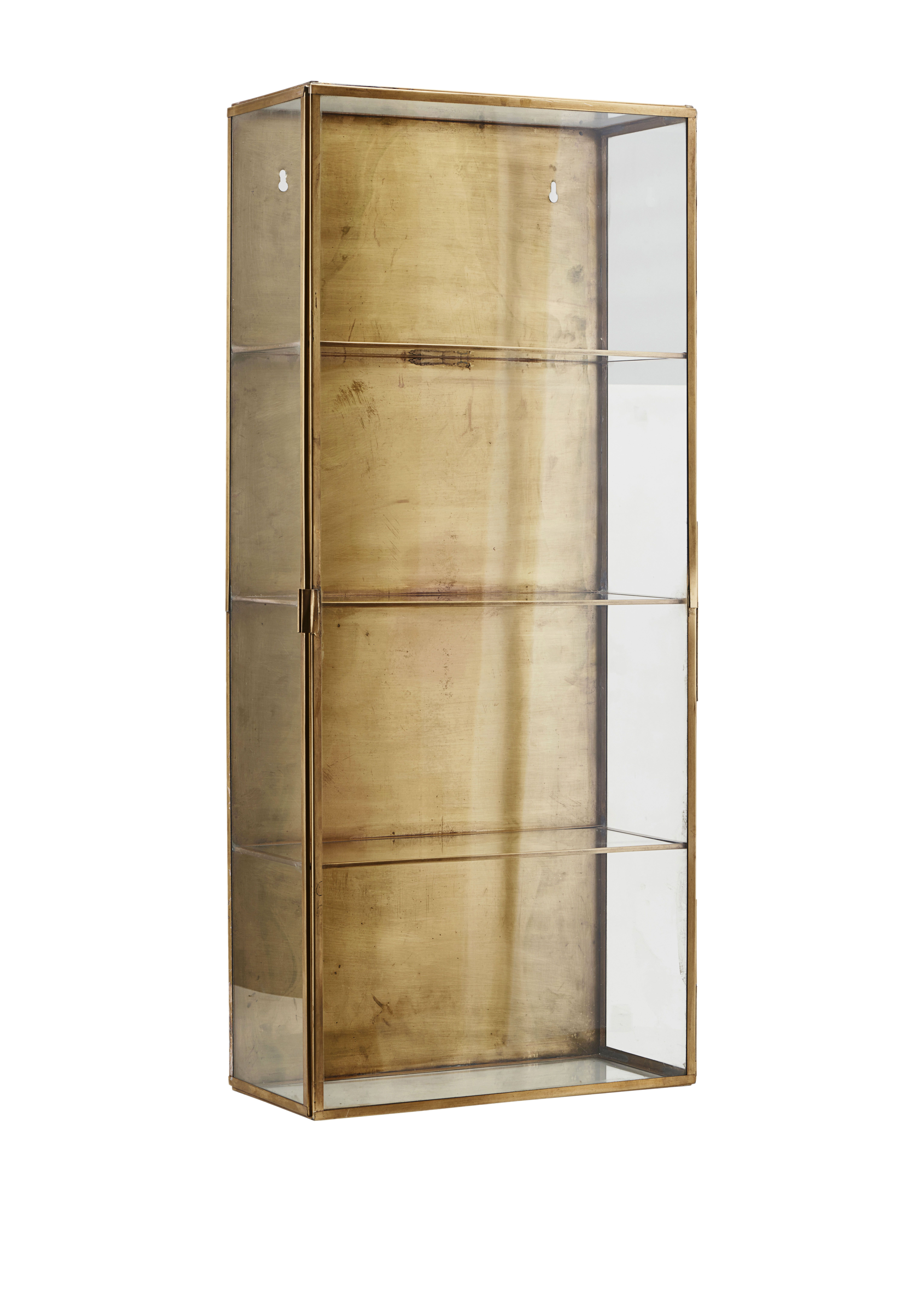 Wall Storage Cabinet Large By House Doctor Transpa
