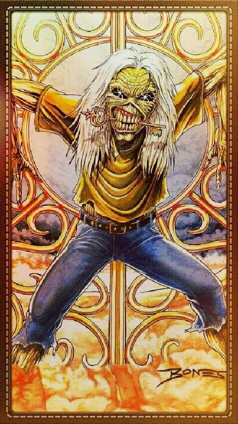 Eddie -Iron Maiden........