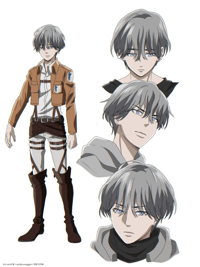 Shingeki No Kyojin Oc Louis By Orehyeonggie Attack On Titan Anime Attack On Titan Art Attack On Titan