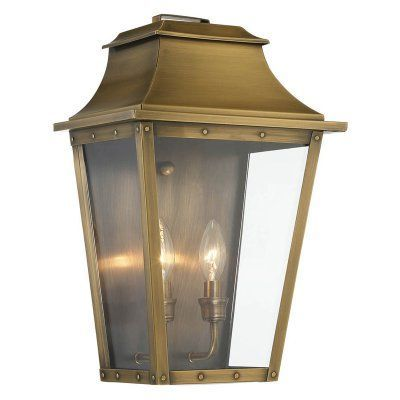 Acclaim Lighting Coventry 11 in. Outdoor Wall Mount Light Fixture - 8424AB