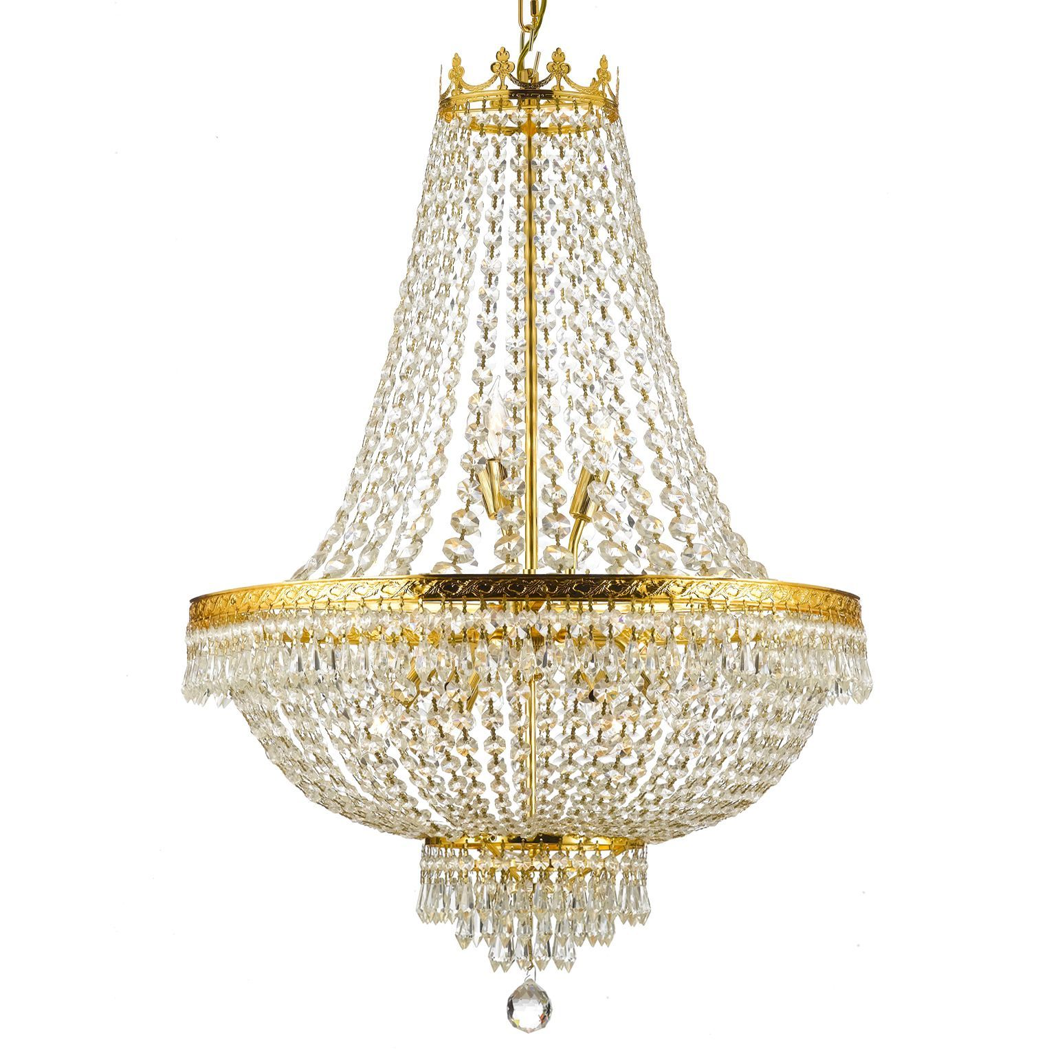 Add some classic elegance to your dining room or any other room with overstock online shopping bedding furniture electronics jewelry clothing more gallery lightinglighting ideascrystal chandelierscrystal arubaitofo Choice Image