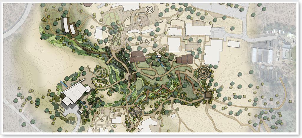 Desert Botanical Garden Core Trail Master Plan | Landscape ...